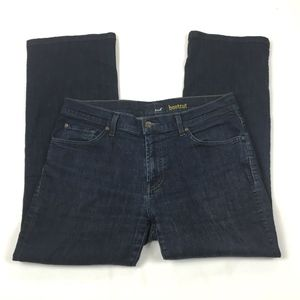 7 For All Mankind Bootcut Jeans (36x28)